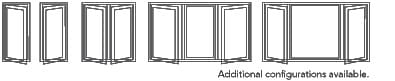 CAsement & Awning Configurations