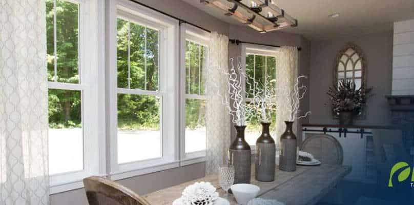 ProVia Double-Hung Windows
